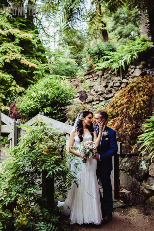 Tammy & Cameron's wedding @ Poets Lane VIC Melbourne wedding photography t-one image
