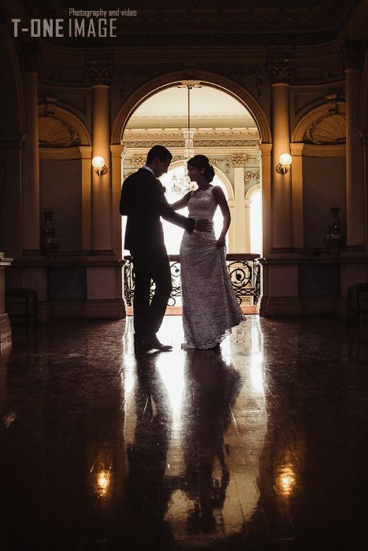 Tanja & Nem's wedding @ Werribee Mansion VIC Melbourne wedding photography t-one image