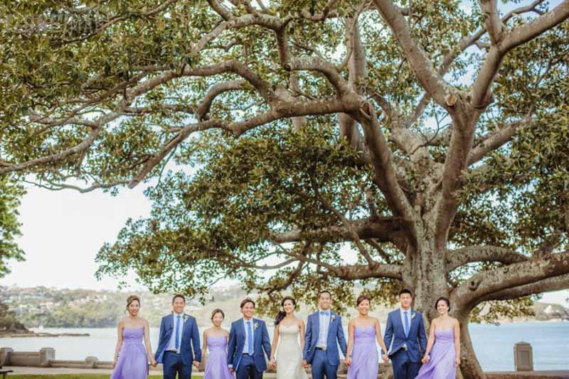 Sonia & Brendan's wedding @ Le Montage NSW Sydney wedding photography t-one image