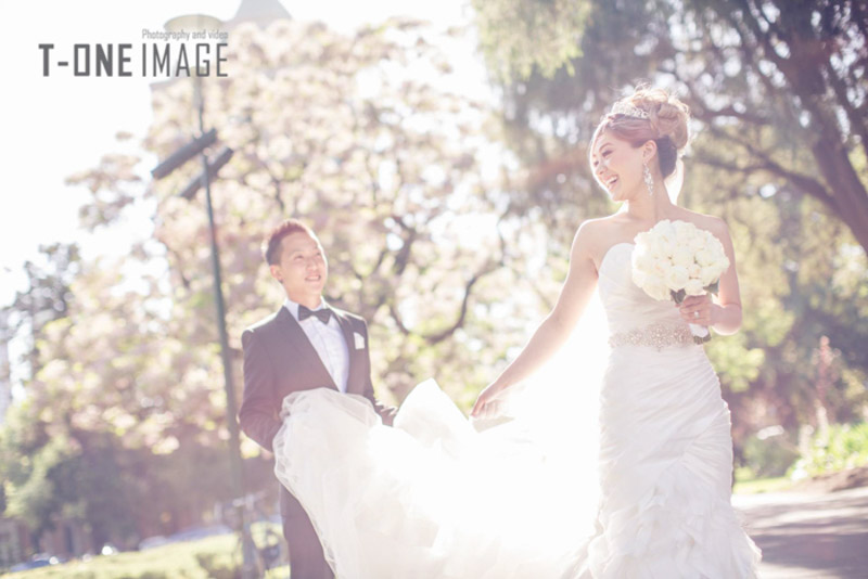 Vanessa & Andrew's wedding @ Anabella VIC Melbourne wedding photography T-ONE image