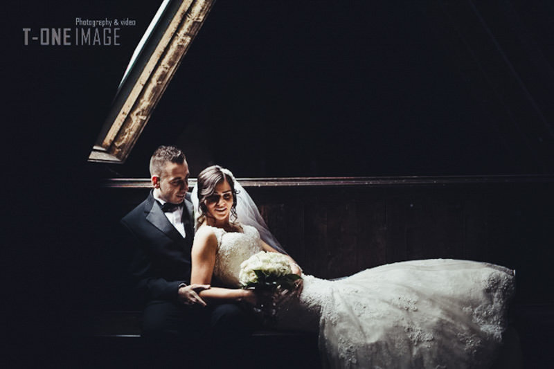 Jennifer & Cihan's wedding @ Sheldon VIC Melbourne wedding photography t-one image