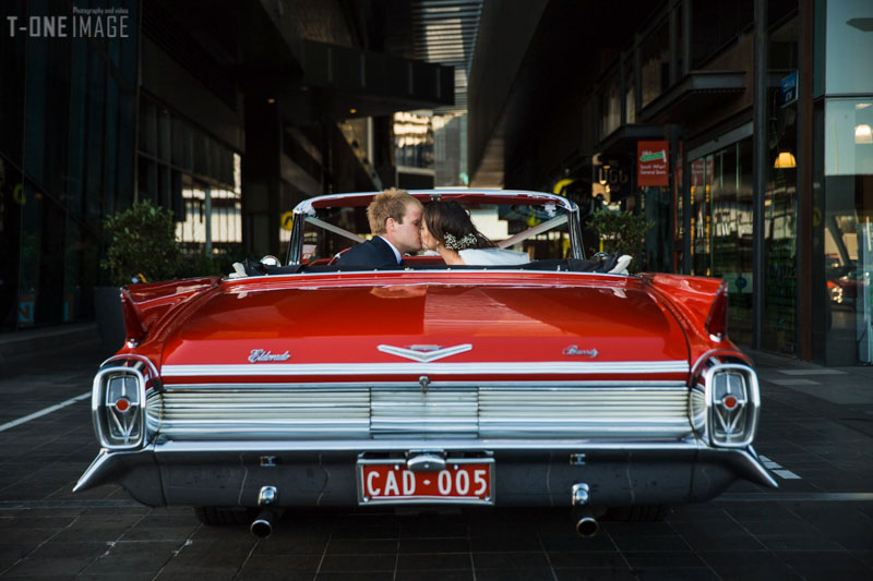 Katie & Kane's wedding @ Cargo Hall VIC Melbourne wedding photography t-one image