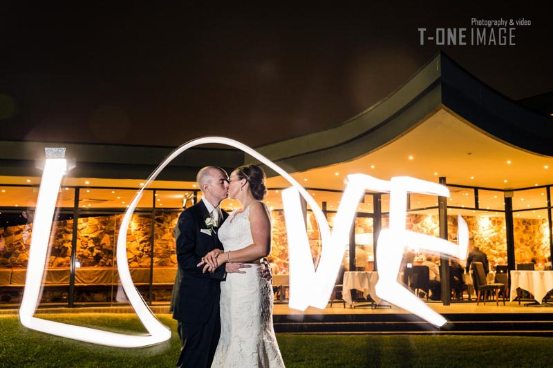 Victoria & Aaron's wedding @ The Vines in Coldstream VIC Melbourne wedding photography t-one image