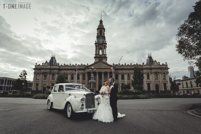 Dina & Paul's wedding @ Maison in Elsternwick VIC Melbourne wedding photography t-one image