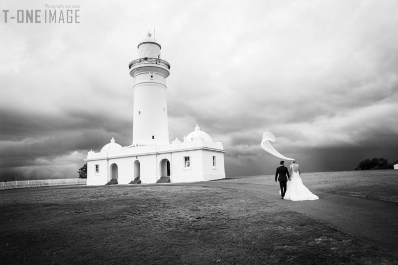 Kayla & Trent's wedding @ Le Montage NSW Sydney wedding photography t-one image