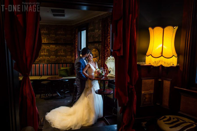Laura & Sharbel's Wedding @ Doltone House NSW Sydney wedding photography t-one image