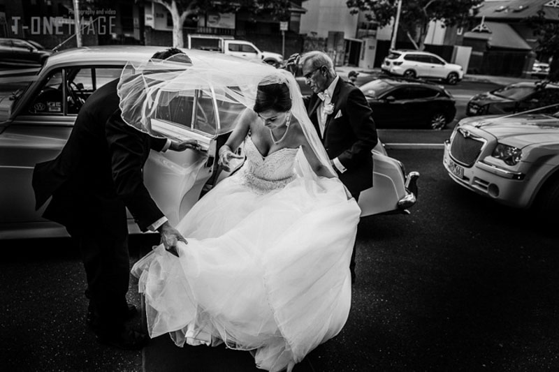 Annette & Yiannis's wedding @Maison Reception VIC Melbourne wedding photography t-one image