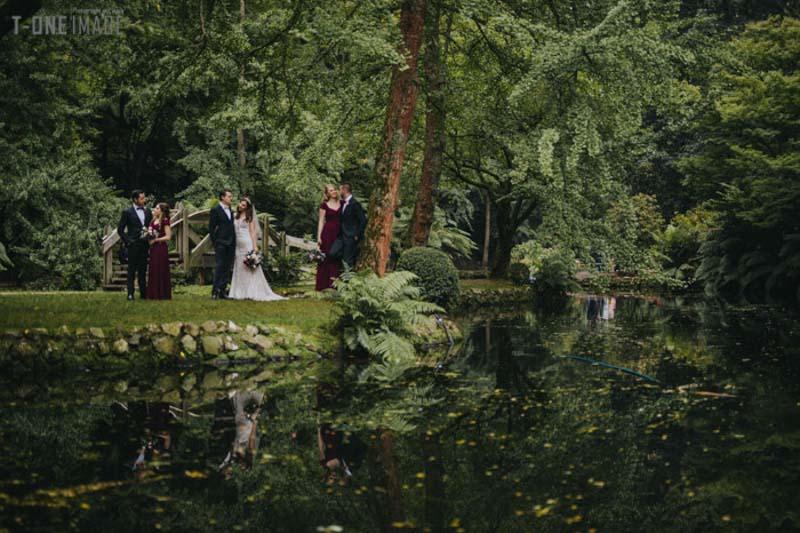 Caitlin & Dugald's wedding @ Marybrooke Manor VIC Melbourne wedding photography t-one image