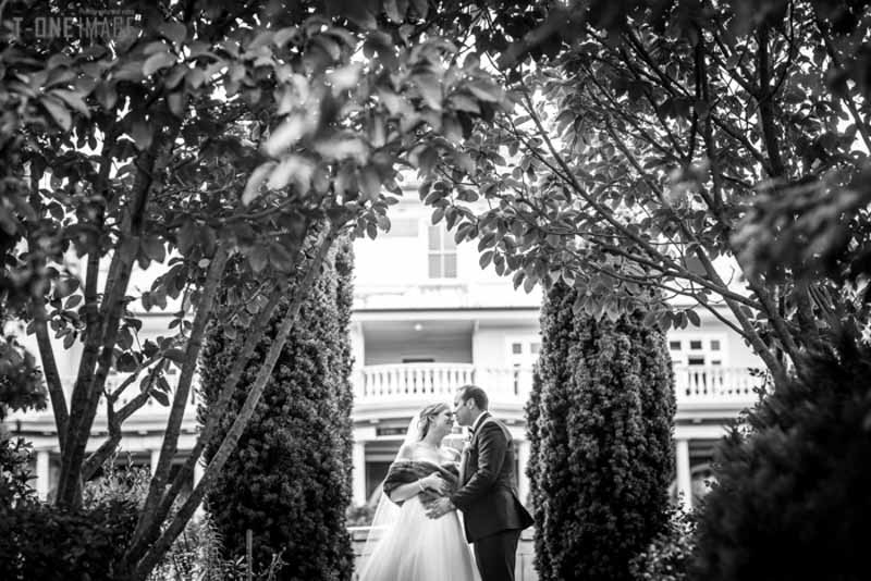 Jessica & Danny's wedding @ The Carrington Hotel NSW Melbourne wedding photography t-one image