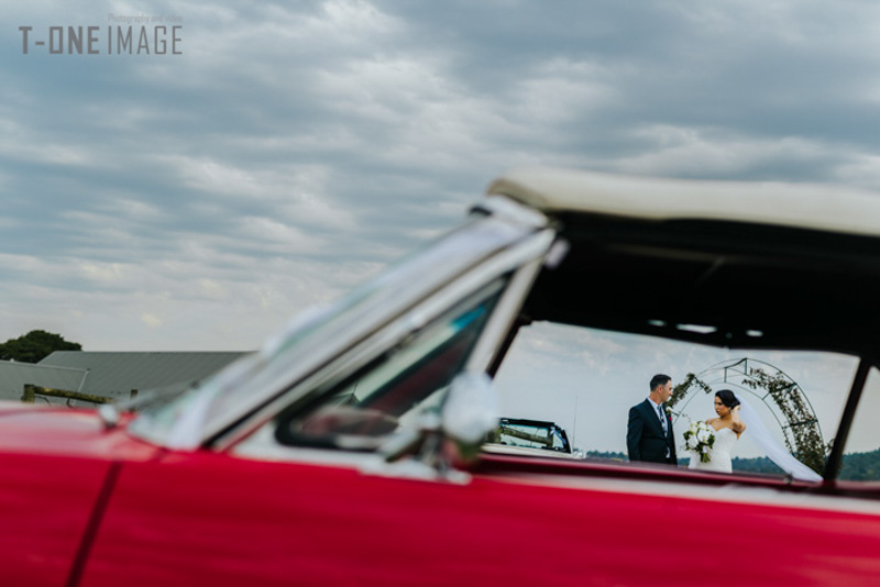 Elise & Aaron's wedding @ Vue on Halcyon VIC Melbourne wedding photography t-one image