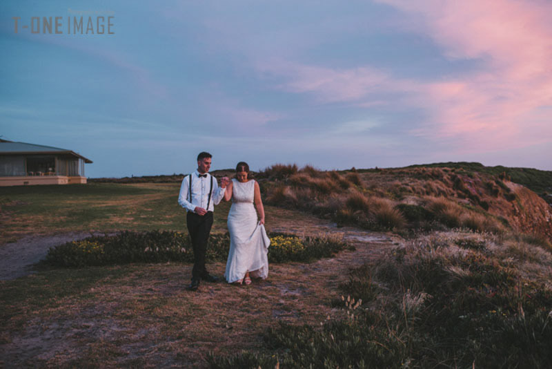 Robert & Tania's wedding @ The Cape Kitchen VIC Melbourne wedding photography t-one image