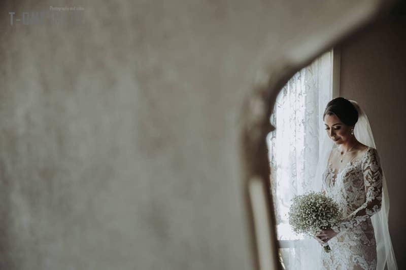 Moustafa & Leila's wedding video trailer @ La Mirage VIC Sydney wedding videography t-one image