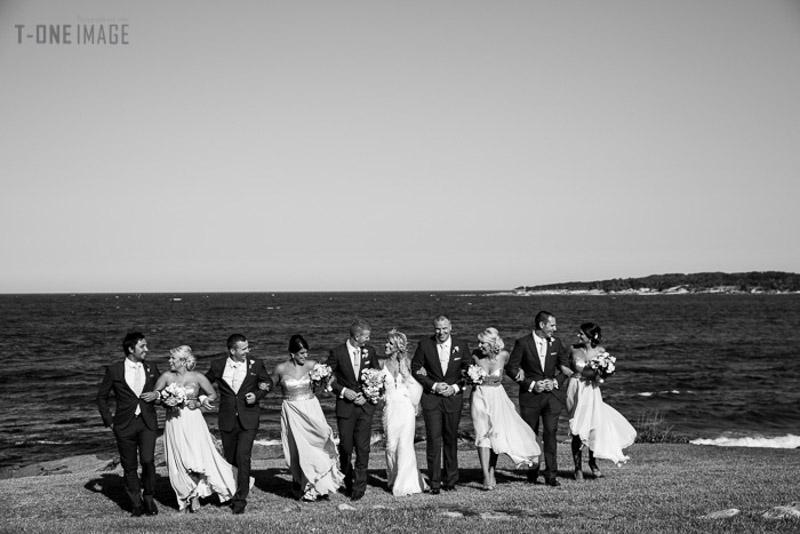 Natalie & Chris's wedding @ Wanda surf club NSW Sydney wedding photography t-one image
