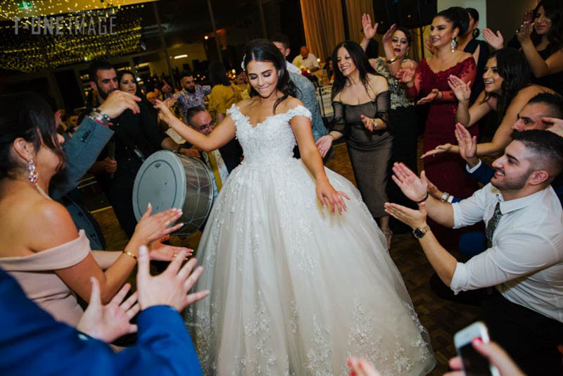 Yola & Alex's wedding @ Leonda By The Yarra VIC Melbourne wedding photography t-one image