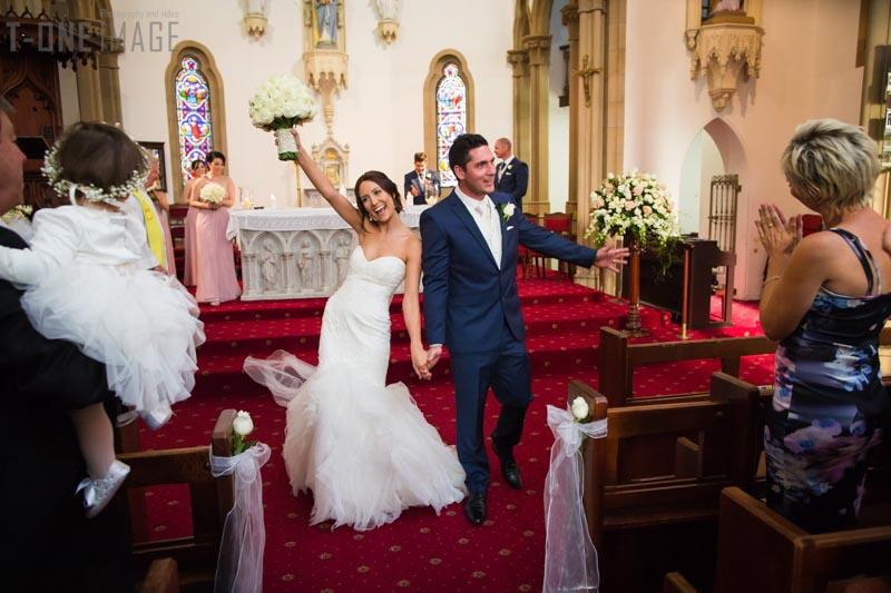 Chloe & Cameron's wedding @ L'Aqua NSW Sydney wedding photography t-one image