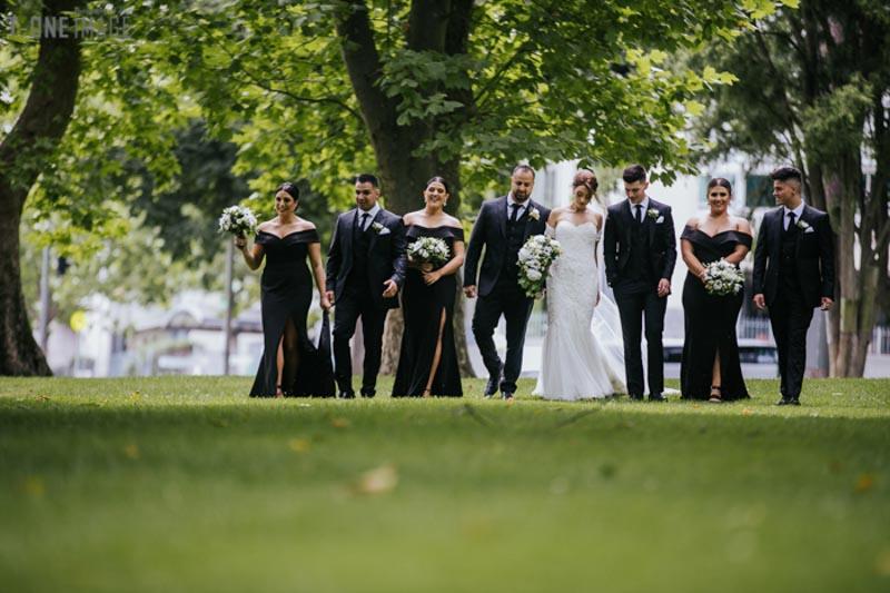 Melis & Mustafa's wedding @ Vogue Ballroom VIC Melbourne wedding photography t-one image