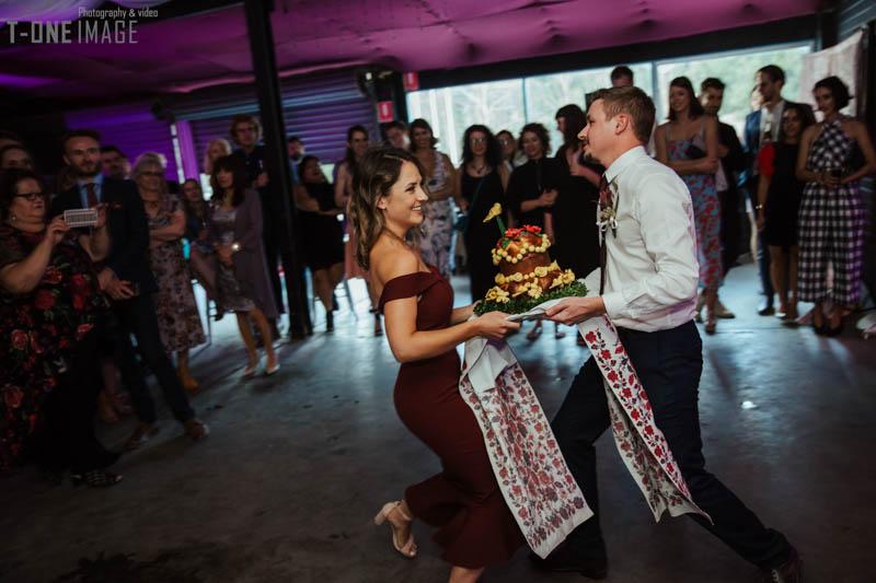 Nicole & Timothy's wedding @ Sokil Arts Eco Retreat VIC Melbourne wedding photo